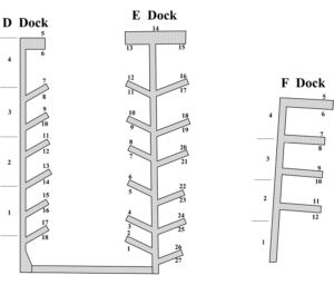 EG Marina Docks D, E & F