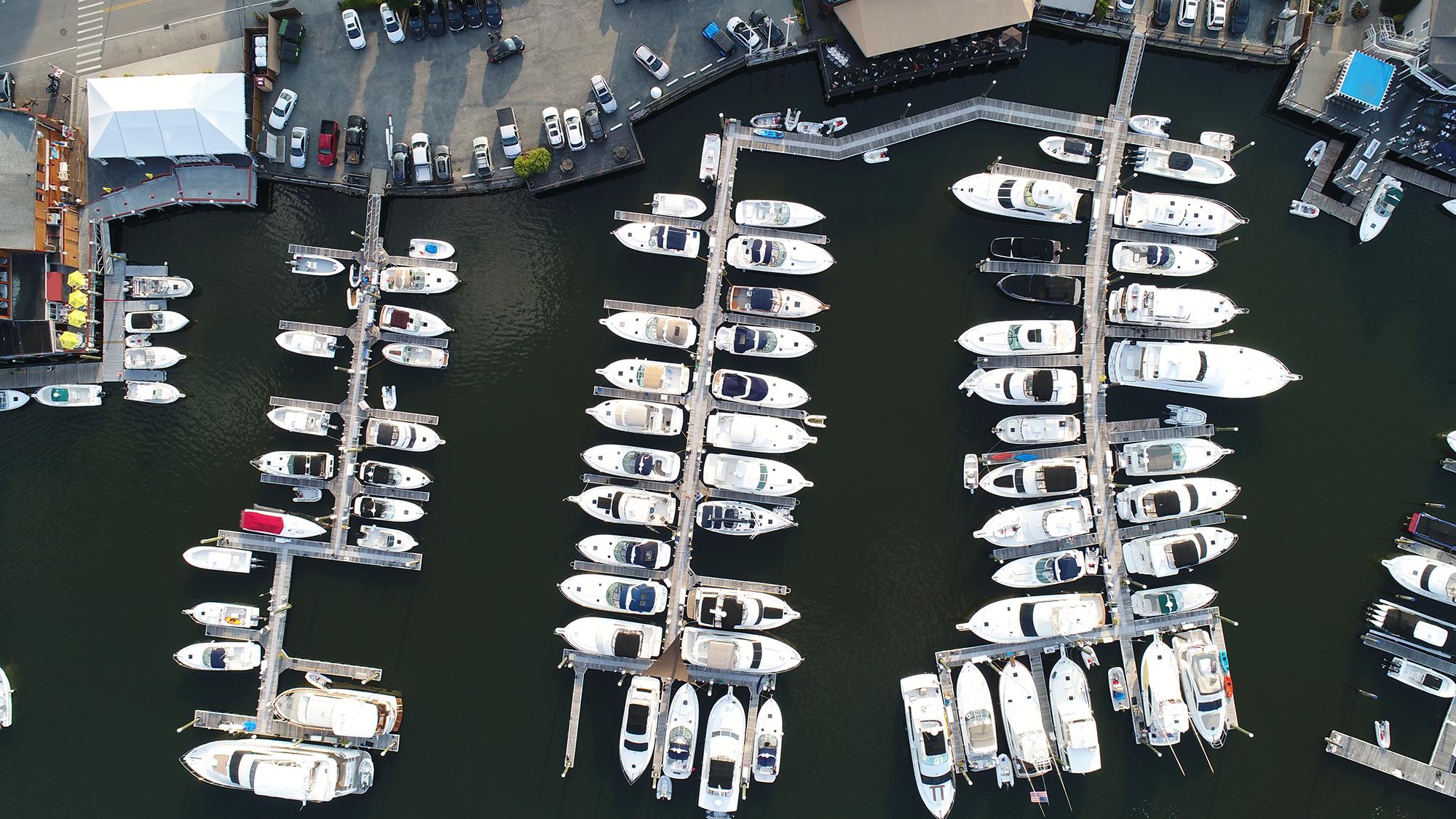 Boat Dockage in East Greenwich, RI