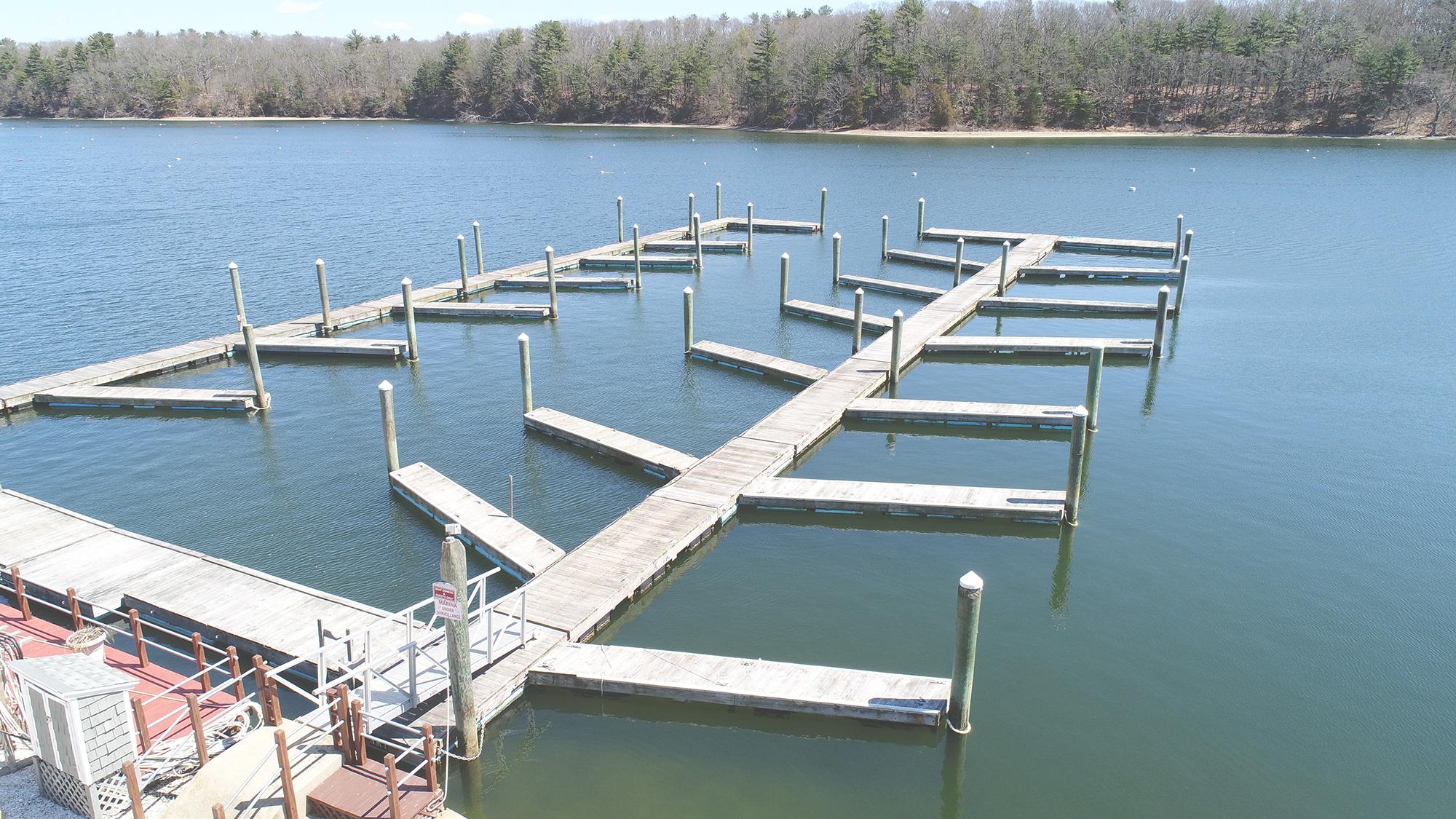 Seasonal Boat Dockage in RI