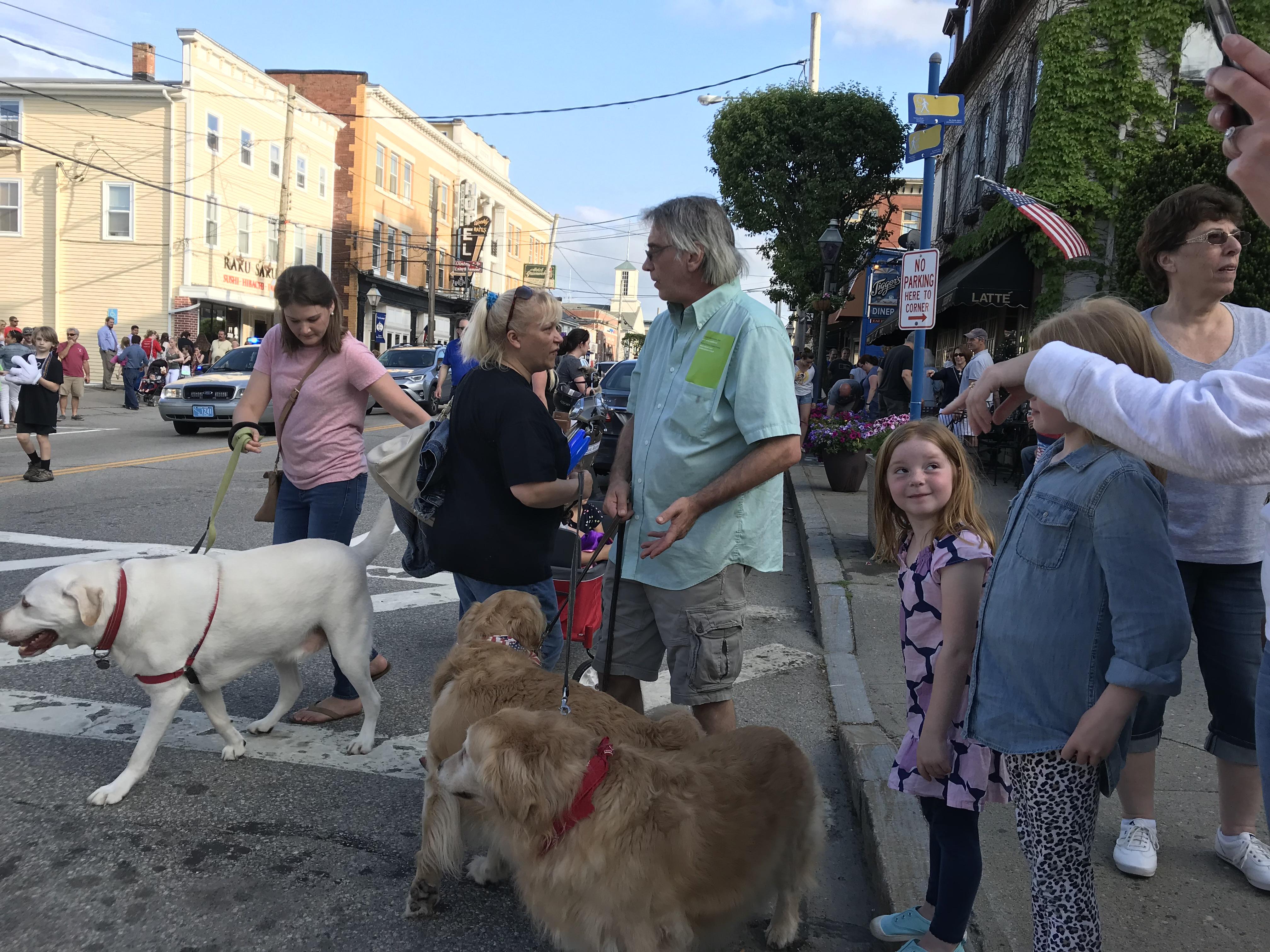 Main Street Association Stroll