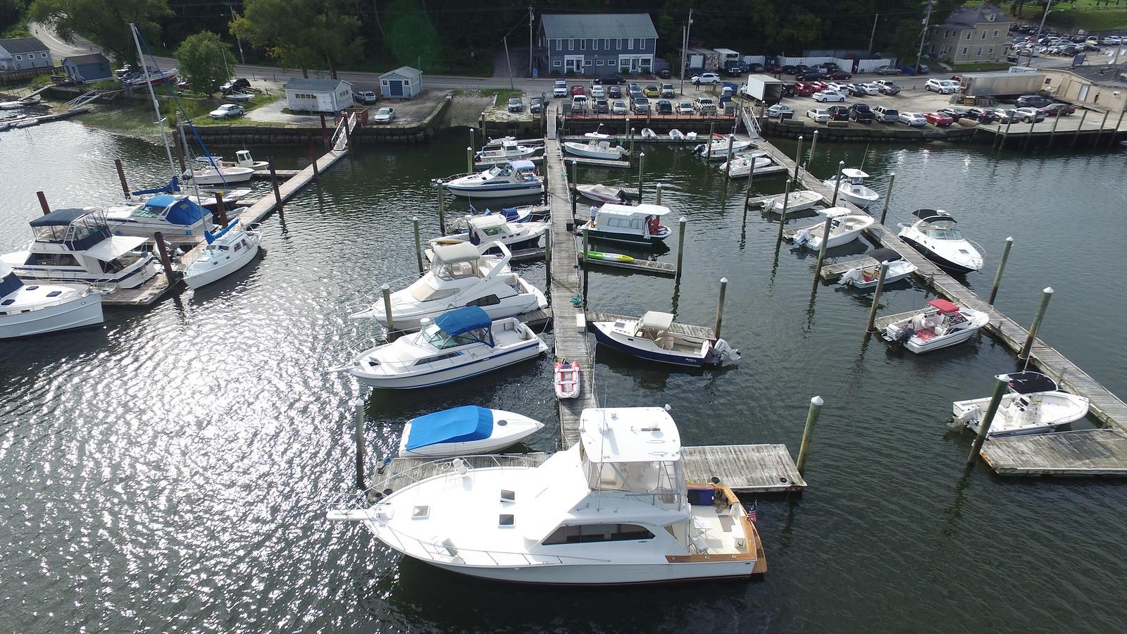 Seasonal Boat Dockage in EG